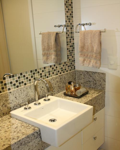Banheiro Canadense- Apartamento em Icaraí Niterói (15)