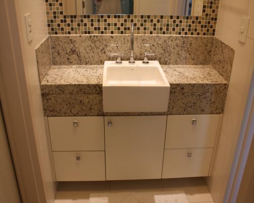 Banheiro Canadense - Apartamento Em Icaraí Niterói (13)