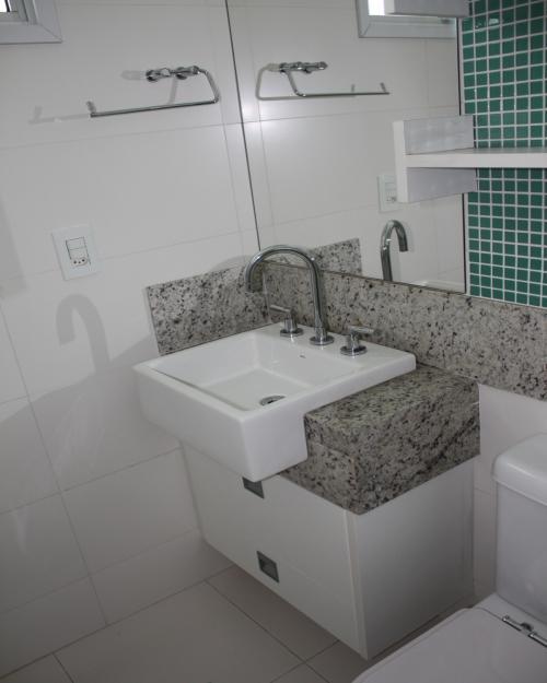 Banheiro Suíte - Apartamento em Icaraí Niterói (17)