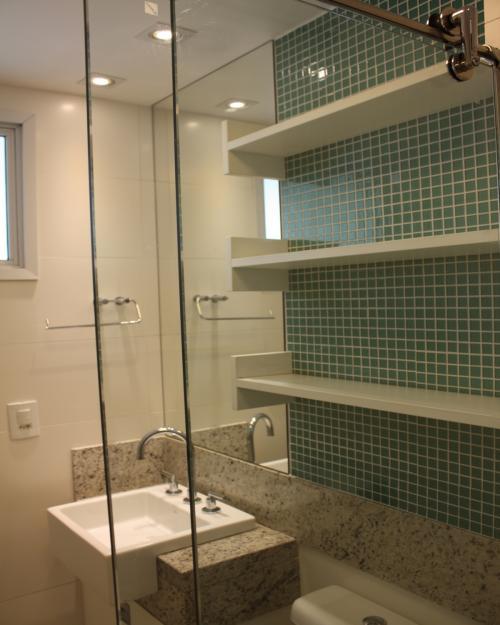Banheiro Suíte - Apartamento em Icaraí Niterói (19)