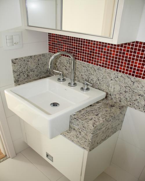 Banheiro Suíte Casal - Apartamento em Icaraí Niterói (21)