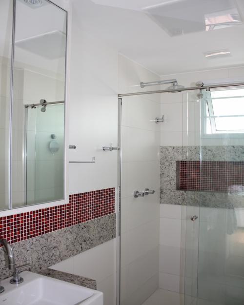 Banheiro Suíte Casal - Apartamento em Icaraí Niterói (22)