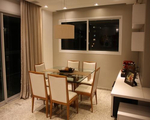 Sala de Jantar - Apartamento em Icaraí Niterói (10)
