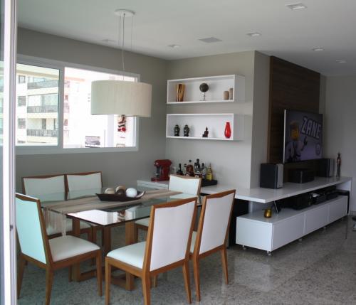 Sala de Jantar - Apartamento em Icaraí Niterói (8)