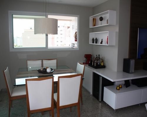Sala de Jantar - Apartamento em Icaraí Niterói (9)